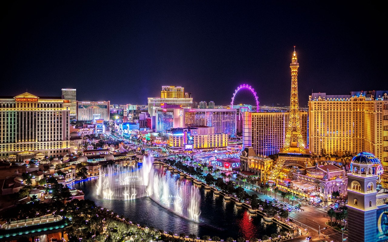 Las Vegas Hotels Guide and Direction