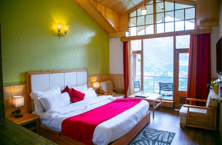 Best Hotels in Manali