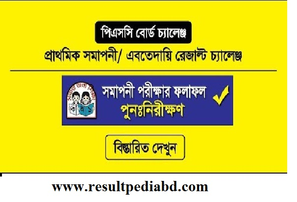 PSC Rescrutiny Result 2020 | All District PDF Download