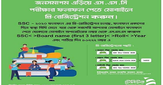 SSC Result 2020 | All Education Board | Full Marksheet