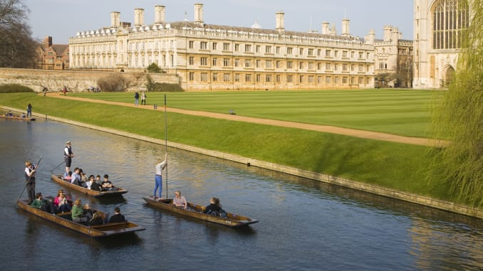 Undergraduate Admission Course in Cambridge University