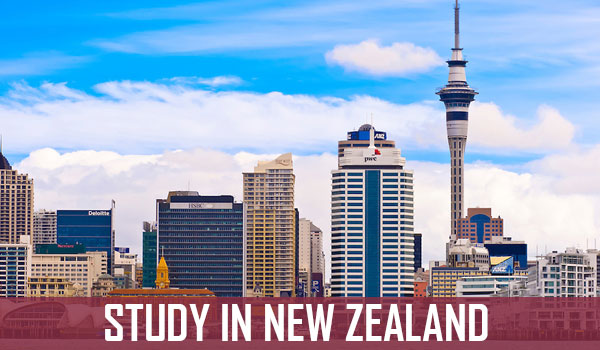 Study In New Zealand University | Admission Going On