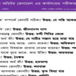 Auditor Exam Question Solution 2021
